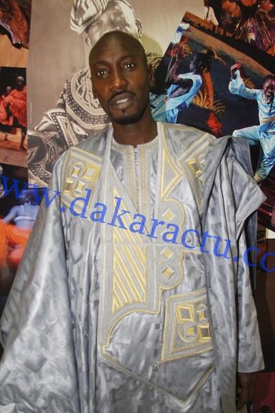 Les nouveaux ténors de la mode sénégalaise  Seck Ndanane de Téranga couture en