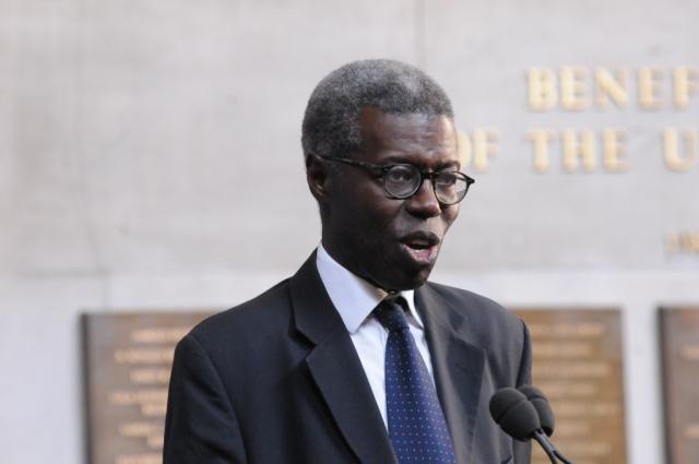 Attentat Charlie Hebdo : Le Professeur Souleymane Bachir Diagne condamne et parle de martyres