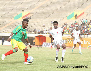 CAN : le Cap-Vert bat le Congo 3-2