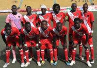 Ligue 1 : Le Guédiawaye FC bat l'AS Pikine 3-0