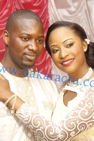 Mariage de Marième, la fille de l'Imam Doudou Ndoye