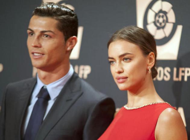 Cristiano Ronaldo et Irina Shayk : rupture pour le célèbre couple !