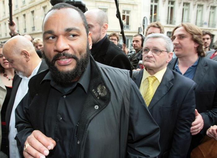 Dieudonné sera jugé en correctionnelle pour apologie du terrorisme