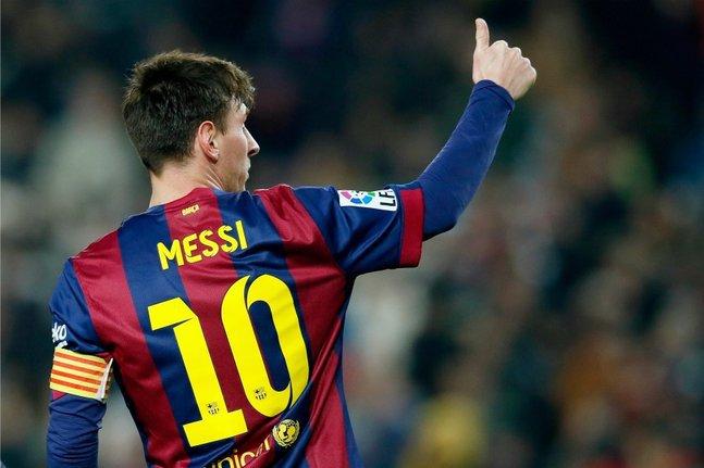 627 millions d'euros pour Messi ?