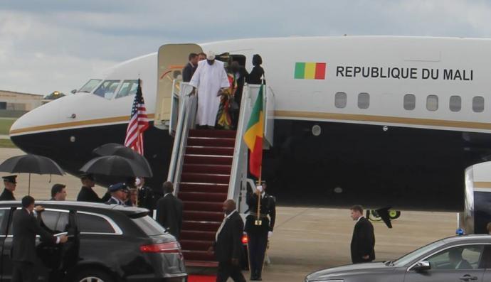 9 milliards F Cfa dissipés dans l'achat d'un avion de commandement : Cosa nostra à Bamako