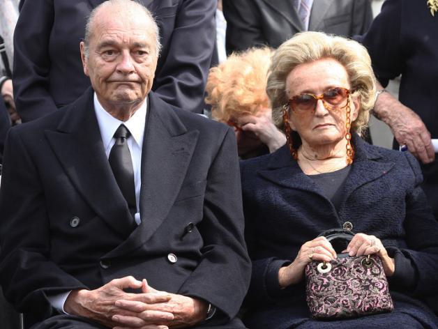 Bernadette Chirac aurait voulu se débarrasser de son mari en l'envoyant en maison de retraite : « ce type-là a gâché ma vie… »
