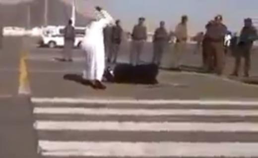 Une femme décapitée en pleine rue à la Mecque