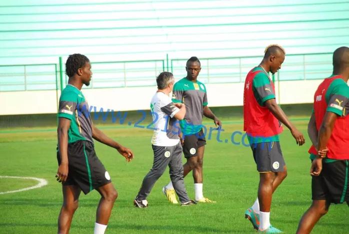 CAN 2015 : Sadio Mané s'est entraîné avec les Lions, vendredi (médias)