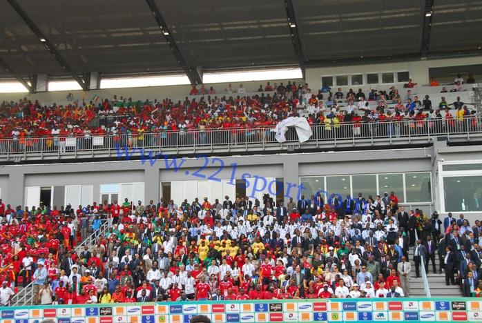 Les images de l'ouverture de la Coupe d'Afrique des Nations 2015 en Guinée Equatoriale