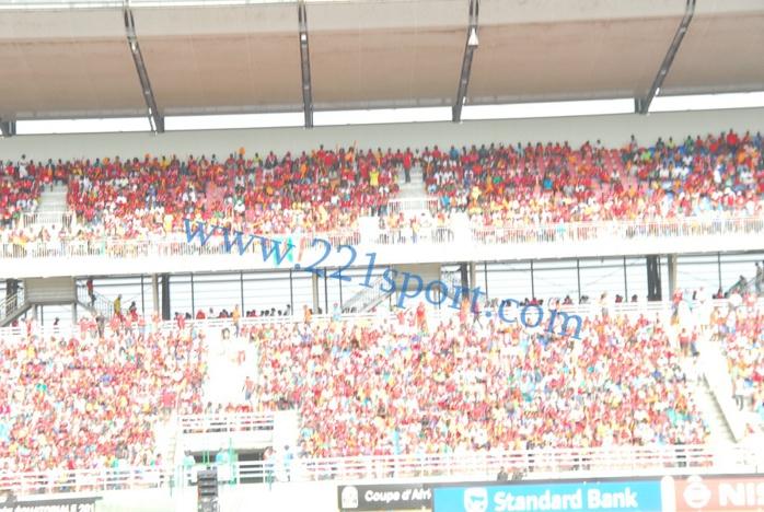 D'autres images de l'ouverture de la CAN 2015 en Guinée Equatoriale