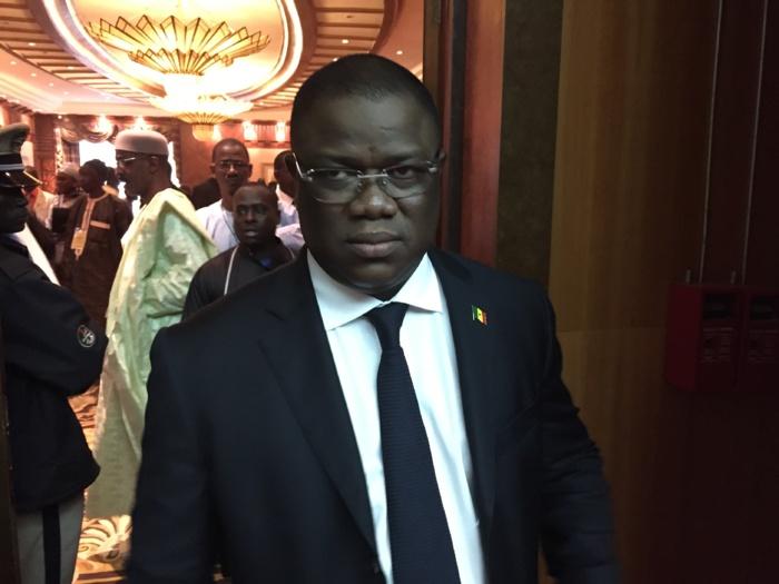 """Abdoulaye Baldé, président sortant de l'AMS :  """"jamais notre association n'a eu une aussi grande visibilité à travers le monde"""""""