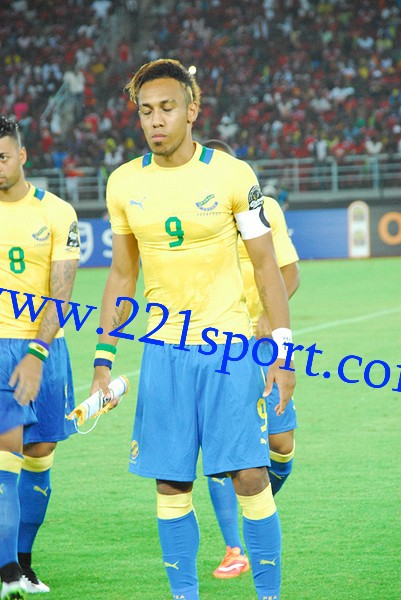 CAN 2015 : Les images du match Gabon vs Burkina Faso