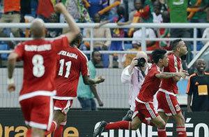 Can 2015 : la Guinée Equatoriale et le Congo se neutralisent (1-1)