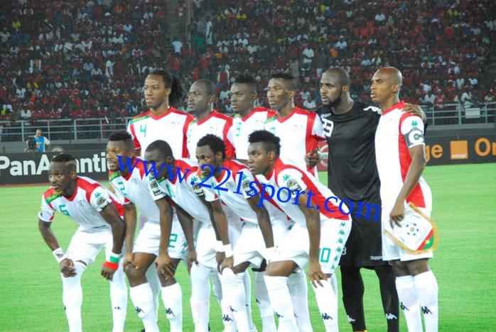 Can 2015 : le Burkina Faso chute d'entrée devant le Gabon, 2-0