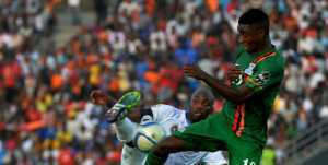 'Chipolopolos' et Léopards se partagent les points, 1-1