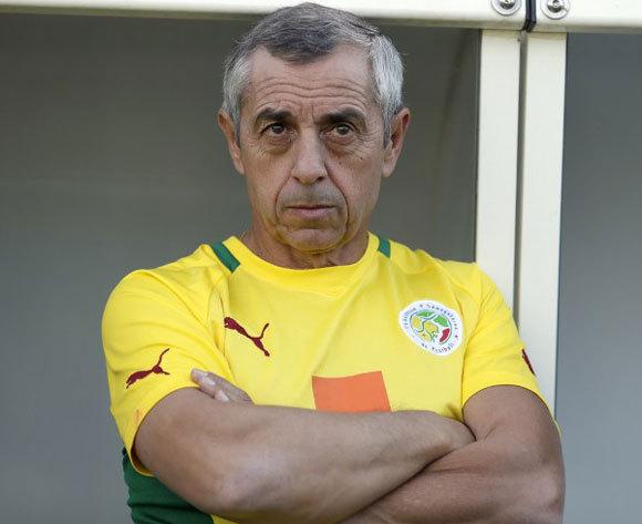 """Alain Giresse, sélectionneur des """"Lions"""" : «On va se baser sur notre équipe»"""
