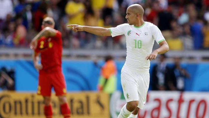 Can 2015 : Pourquoi Feghouli a choisi l'Algérie plutôt que les Bleus : « en France, je ne ressens aucune reconnaissance »