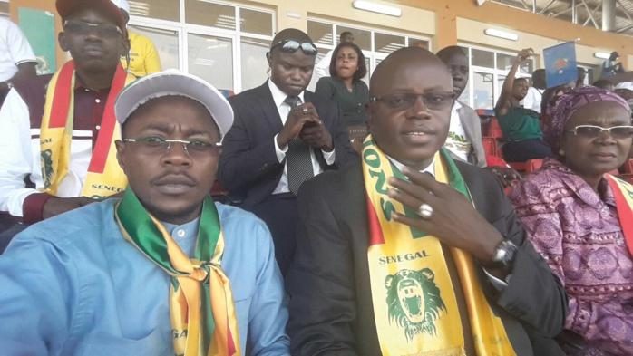 Mongomo : la délégation gouvernementale déjà dans les tribunes