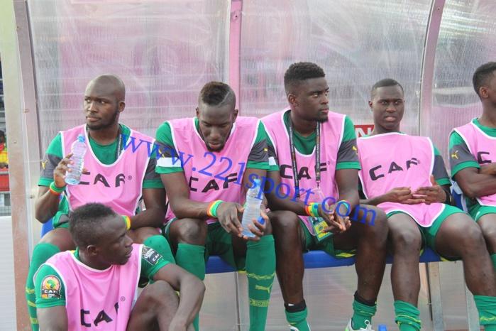 Mongomo : Le match Sénégal/Ghana en images
