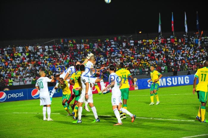 Can 2015 : l'Algérie gagne 3-1 et prend la première place de la poule C
