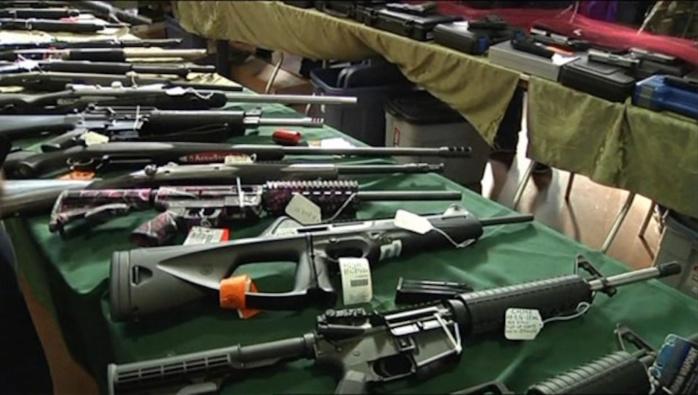 Arrestation d'un mauritanien et deux sénégalais pour infraction à la législation sur l'achat des armes de poing