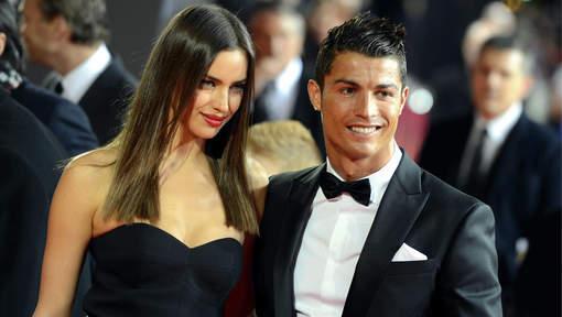 Ronaldo confirme la fin de sa liaison avec Irina Shayk