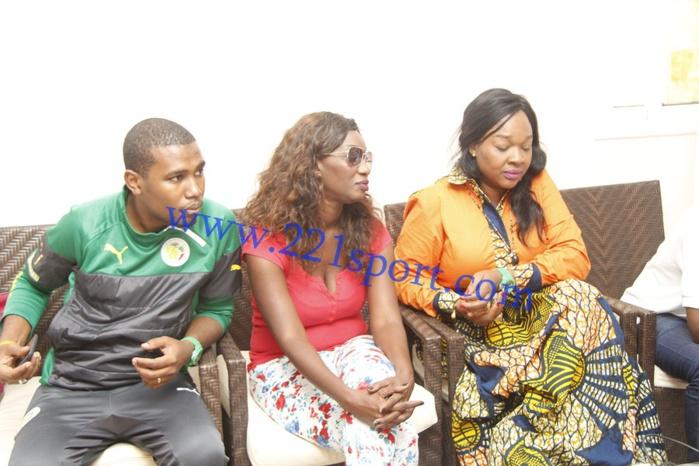 Les images de la visite de la délégation de Orange à la maison de la presse sénégalaise