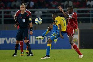 Le Congo bat le Gabon (1-0) et passe en tête de la poule A