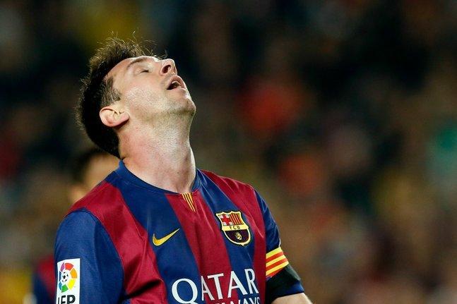 Messi, la nausée