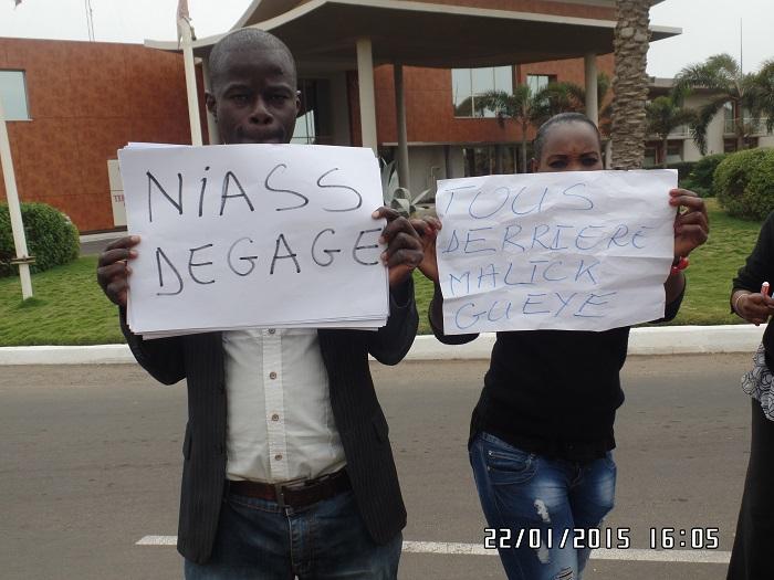 Rencontre des cadres de l'Afp : Moustapha Niasse hué par une frange de la jeunesse progressiste