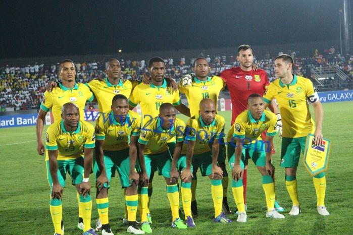 """SHAKES MASHABA, sélectionneur de l'Afrique du Sud : """"Face au Sénégal, ce sera le match de notre vie.."""""""