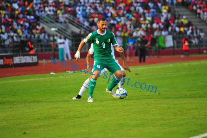 CAN 2015 : Les images du match Algérie/Ghana