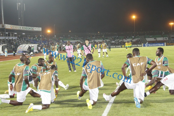 CAN 2015: Voici le 11 Sénégalais pour le match Sénégal - Afrique du Sud