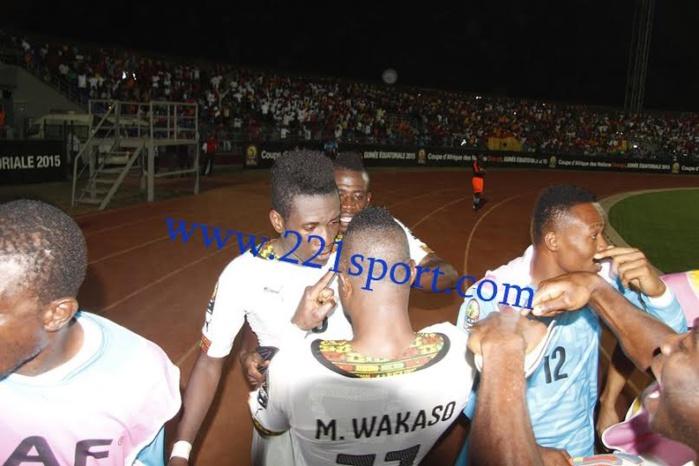 Coupe d'Afrique des Nations : le Ghana se venge sur l'Algérie