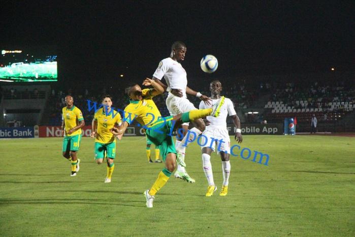 Match nul entre le Sénégal et l'Afrique du Sud (1-1) !