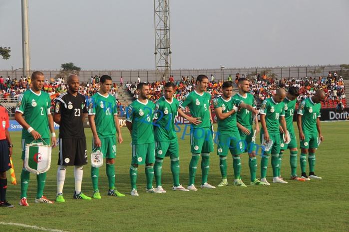 Face au Sénégal, les Algériens joueront 'une finale'