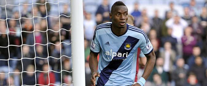 West Ham : Diafra Sakho rejoue et marque