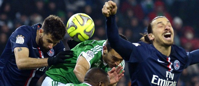 Ligue 1 : Paris avale les Verts