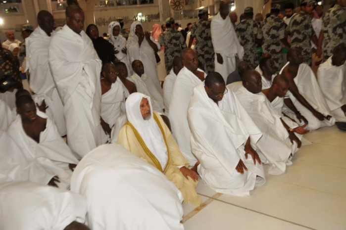 Les images de la dernière Oumrah du Président Macky Sall