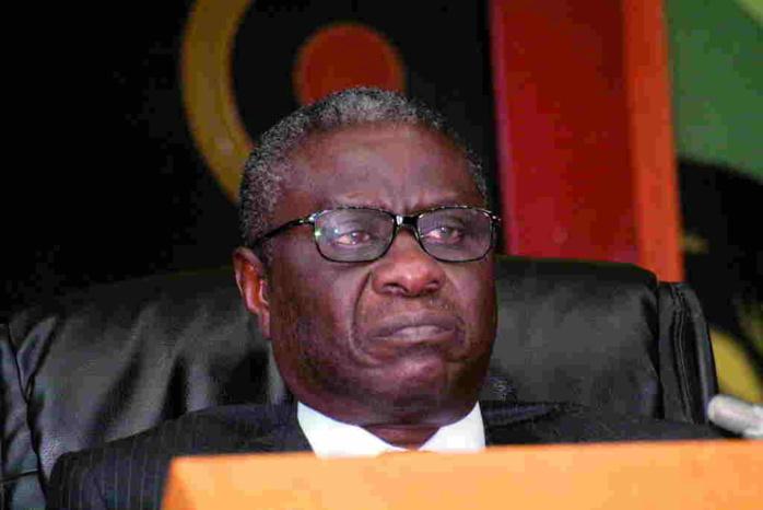 Audition de Mamadou SECK, ancien Président de l'Assemblée nationale : «le limogeage de Aminata Diouf Sall n'a rien à voir avec AHS!»