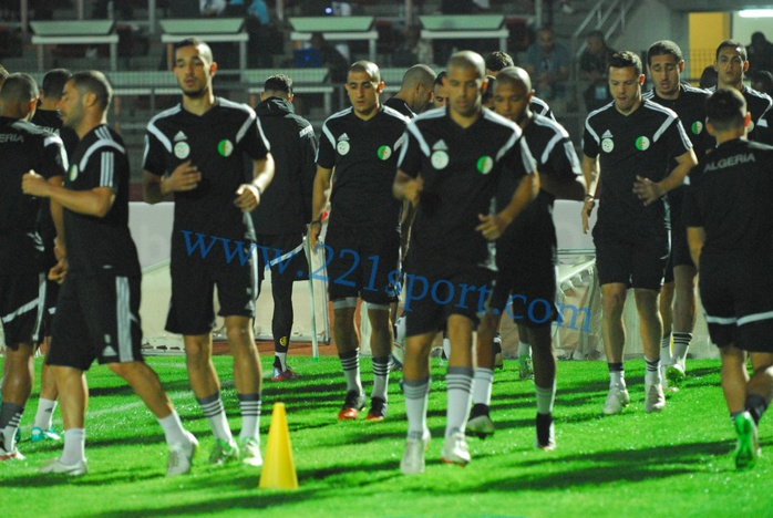 Analyse du match Sénégal/Algérie