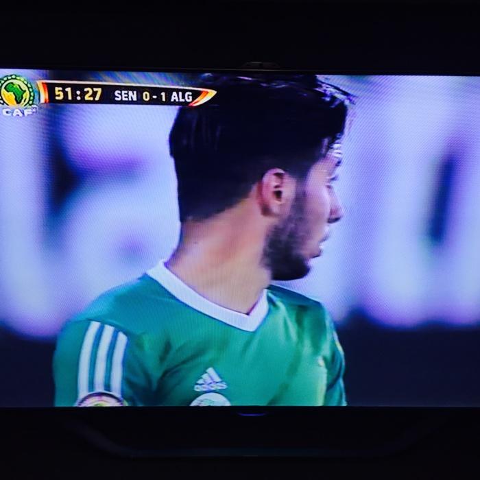 Sénégal-Algérie: 0-1 en faveur des Fennecs, à la mi-temps