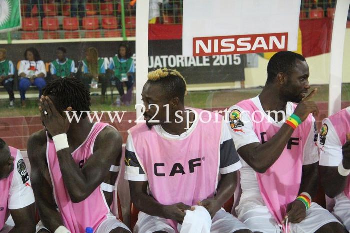 Les images du match Sénégal/Algérie