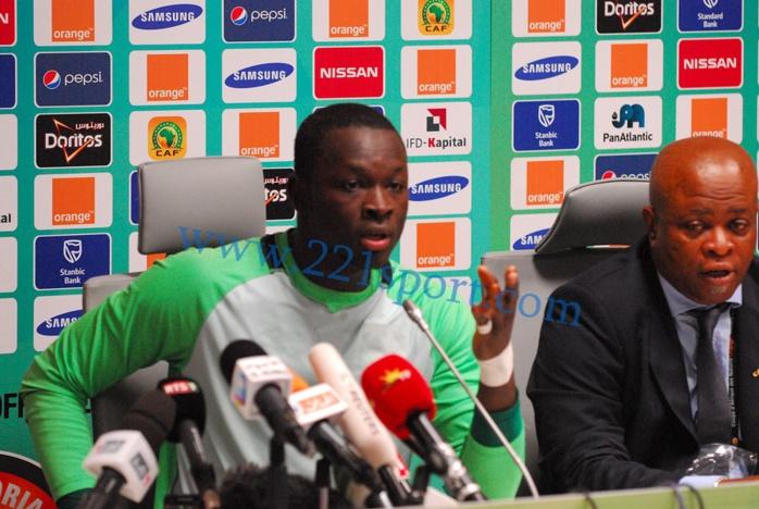 Bouna Coundoul appelle à accepter la défaite