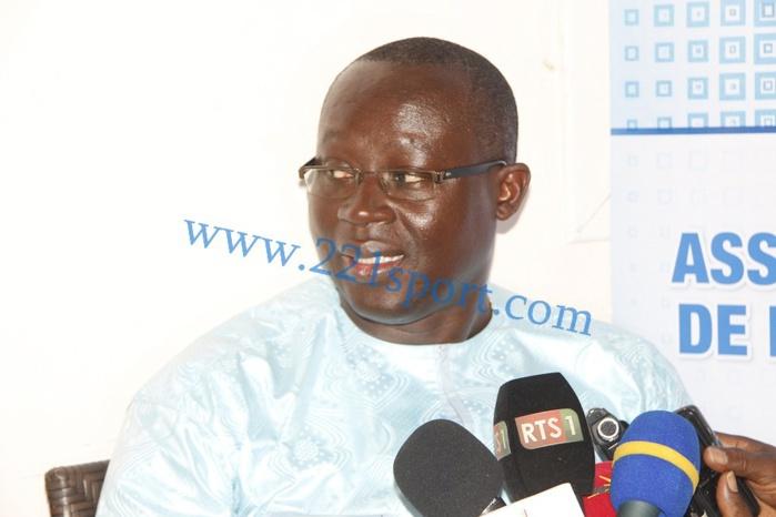 Me Augustin Senghor, président de la FSF:  «Pour Alain Giresse, la décision sera prise à tête reposée»