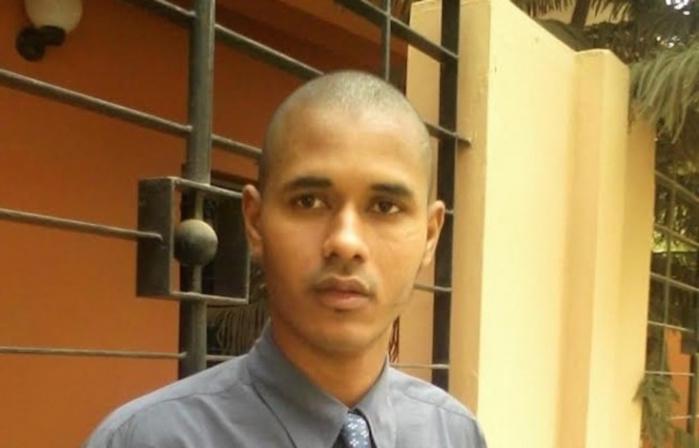 """Depuis sa cellule, Moise Rampino écrit : """"La Crei : symbole d'une justice prêt à porter"""""""