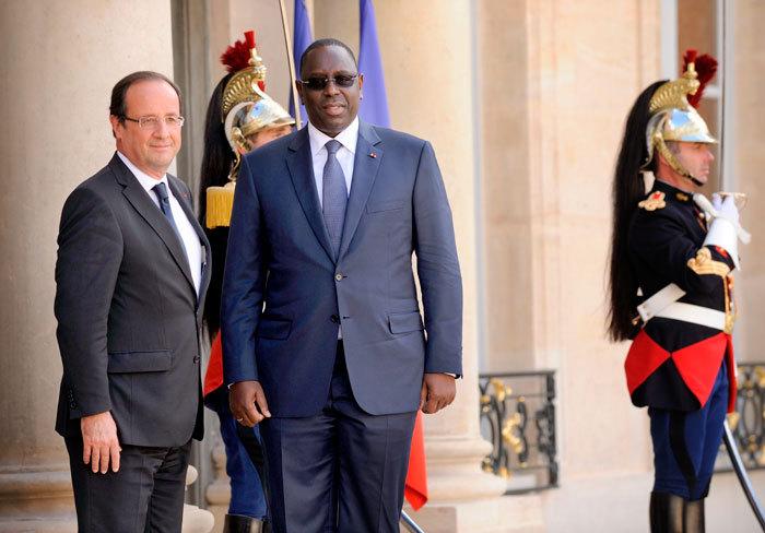 Invité par son homologue Français : Macky Sall encore à...Paris