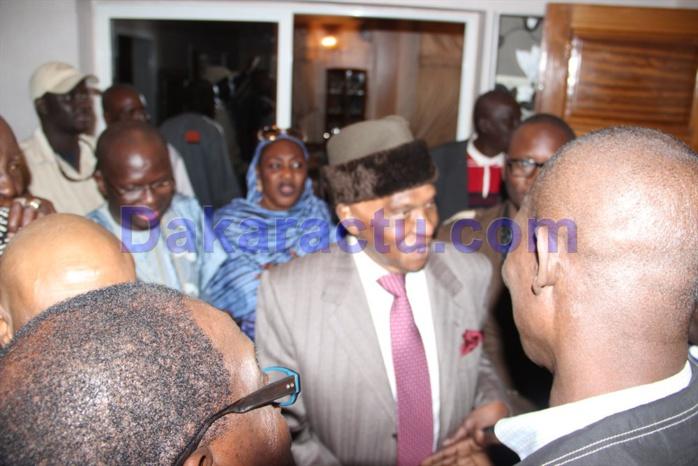 """EXCLUSIF / Me Abdoulaye Wade : """"j'ai décidé d'être présent demain, à la place de l'Obélisque!"""""""