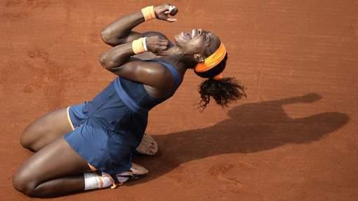 Open d'Australie : Serena Williams intraitable face à Maria Sharapova