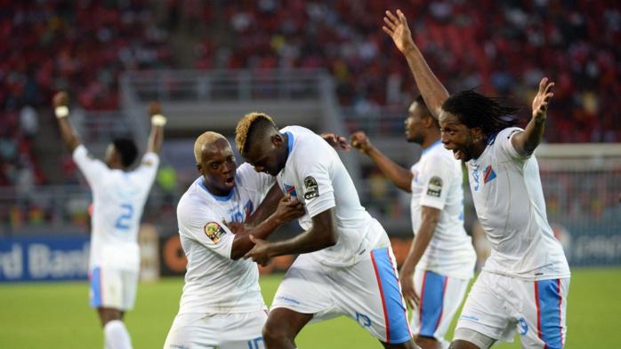 CAN 2015 : Menée 0-2, la RD Congo renverse le Congo (4-2) et se qualifie pour les demies